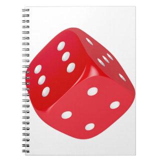 Dice Notebook
