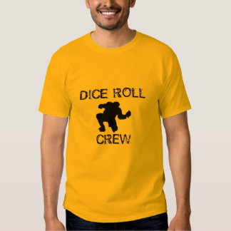 Dice Roll Club Tees