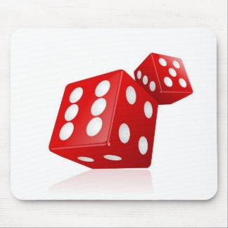Dice Roll Mousepad
