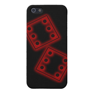 Dice six sixes roll of the dice die di gamble cover for iPhone 5/5S