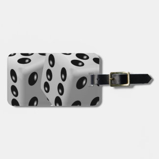 Dices Luggage Tag