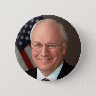 Dick Cheney 2 Inch Round Button