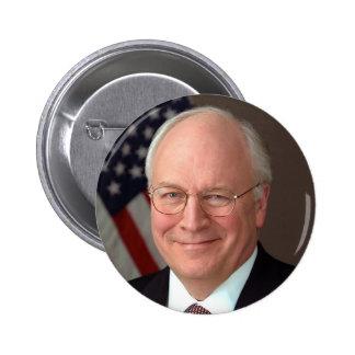 Dick Cheney 2 Inch Round Button