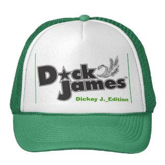 Dick James logo, Dickey J._Edition Trucker Hat