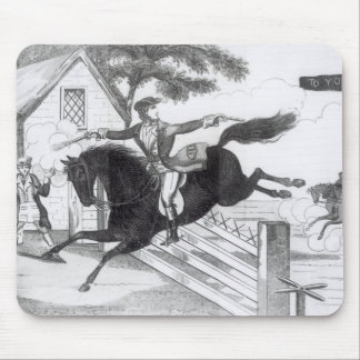 Dick Turpin Mouse Pad