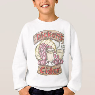 Dickens Cider nothing feels quite as good Sweatshirt