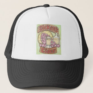 Dickens Cider nothing feels quite as good Trucker Hat