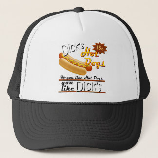 Dick's Hot Dogs Trucker Hat