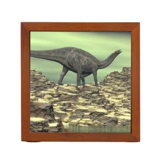 Dicraeosaurus dinosaur - 3D render Desk Organizer