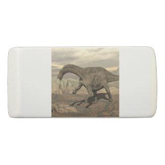 Dicraeosaurus dinosaur walking - 3D render Eraser