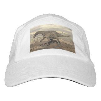 Dicraeosaurus dinosaur walking - 3D render Hat
