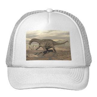 Dicraeosaurus dinosaur walking - 3D render Trucker Hat