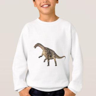 Dicraeosaurus Standing Sweatshirt