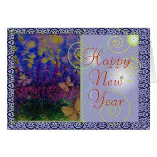 Dictamnus  firework plant card