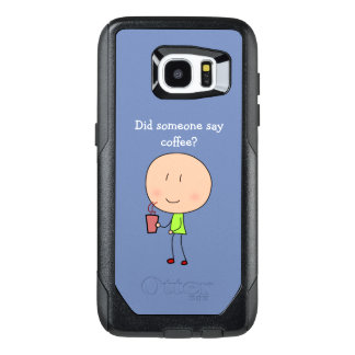 Did someone say coffee-Samsung Galaxy S7 Edge
