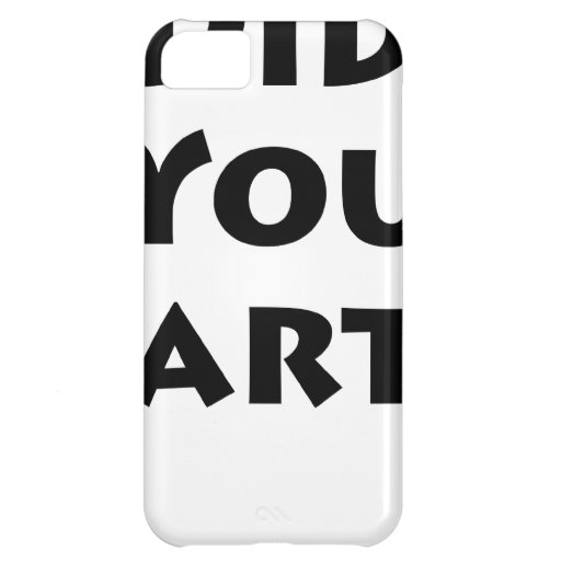 Did you fart? iPhone 5C cover