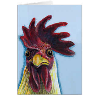 Did You Say Chicken? Card