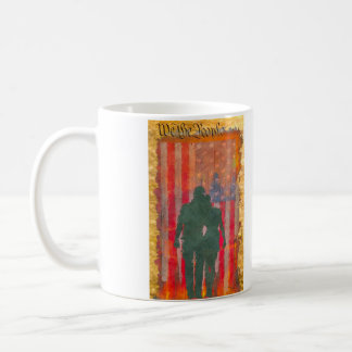 Did you think it would be easy? coffee mug