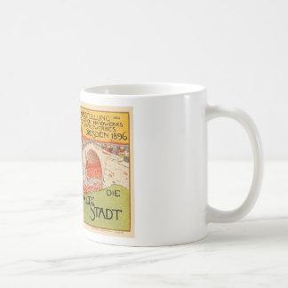 Die Alte Stadt by Otto Fischer Coffee Mug