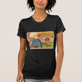 Die Alte Stadt by Otto Fischer T-Shirt
