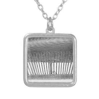 Die_Gartenlaube_(1884)_b_683 Silver Plated Necklace