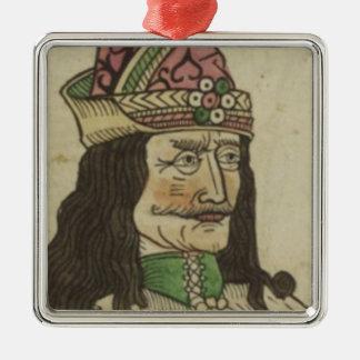 Die_geschicht_dracole_waide Metal Ornament