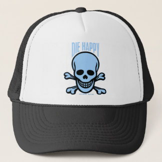 Die Happy Trucker Hat
