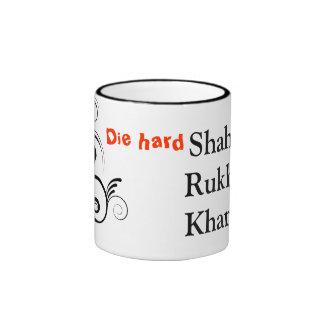 Die hard Fan Ringer Coffee Mug