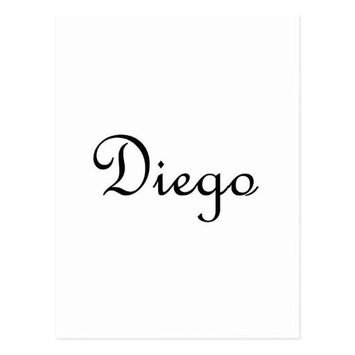 Diego Postcards