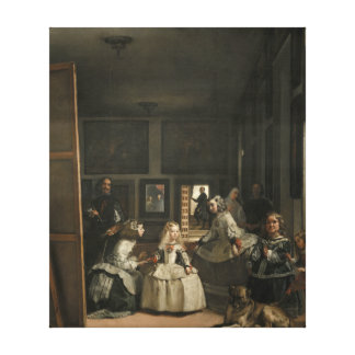 Diego Velazquez Las Meninas Canvas Print