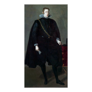 Diego Velázquez Philip IV, King of Spain Poster