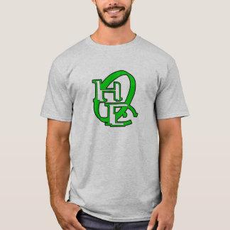 Diehards Gamer Graphic Chest Green Your Gamertag T-Shirt