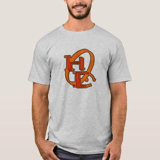 Diehards Gamer Graphic Chest Orange Your Gamertag T-Shirt