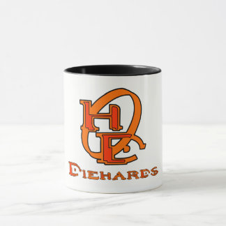 Diehards Gamer Graphic Mug