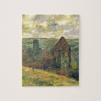 Dieppe by Claude Monet Jigsaw Puzzle