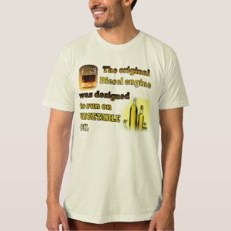 Diesel Engine Design T-Shirt