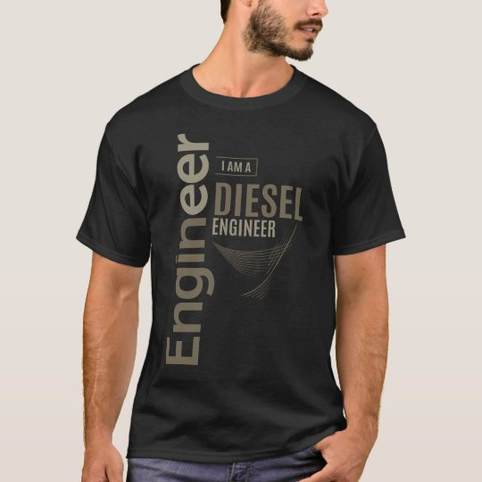 Diesel Engineer T-Shirt