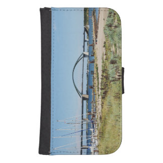 Diesel ICE on the Fehmarnsundbrücke Samsung S4 Wallet Case