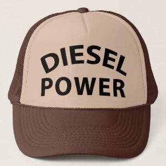 Diesel Power Trucker Hat