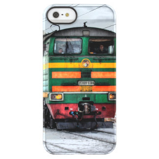 Diesel Train Locomotive Gifts Permafrost® iPhone SE/5/5s Case
