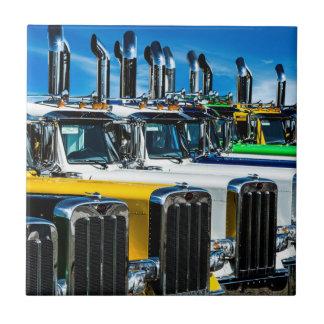 Diesel Trucks Tile