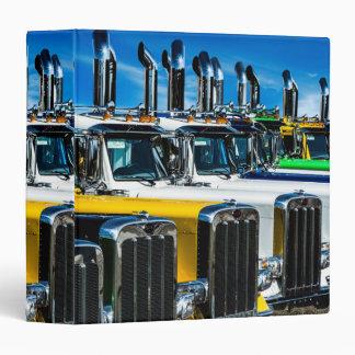 Diesel Trucks Vinyl Binders