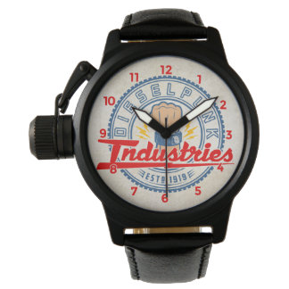Dieselpunk Industries Watch