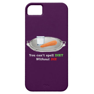 Diet but don't Die Case For The iPhone 5