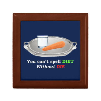 Diet but don't Die Gift Box