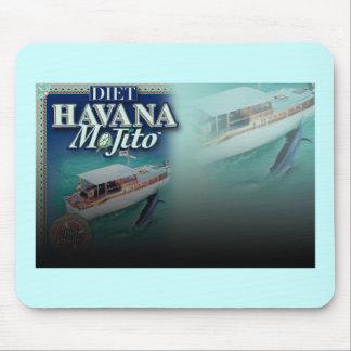 Diet Havana Mojito Mouse Pad