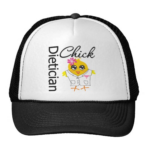 Dietician Chick Hat