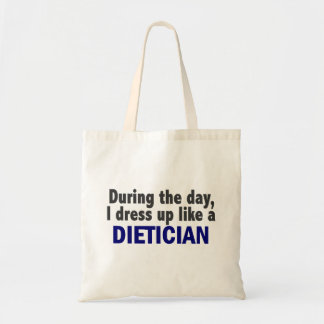 Dietician During The Day Tote Bag