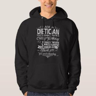 DIETICIAN HOODIE