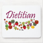 Dietician Mousepad
